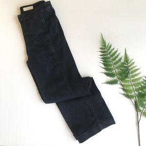 Anthro Pilcro & The Letterpress wide leg jeans